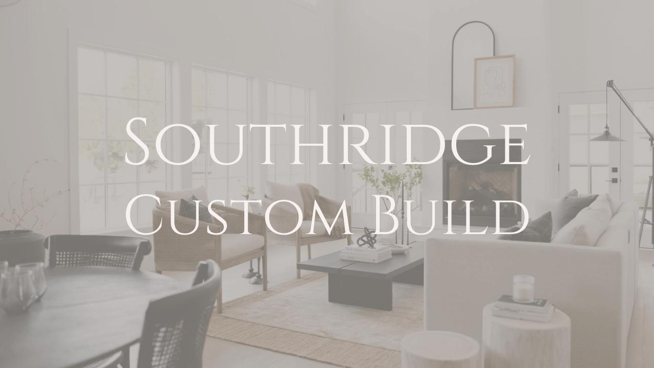 Heirloom - Southridge Custom Build - Video Overlay